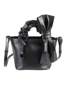 Red Valentino - Bow detailed tote in black