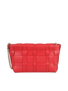 3.1 Phillip Lim - Odita pouch in red