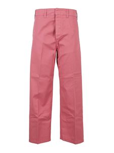 Department 5 - Due trousers in pink
