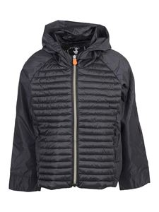 Save The Duck - Irme 12 rain jacket in black