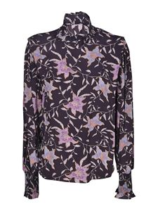Isabel Marant Étoile - Yoshi blouse in purple