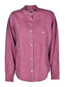 Isabel Marant Étoile - Nauru shirt in purple