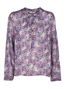 Isabel Marant Étoile - Maria T-shirt in purple