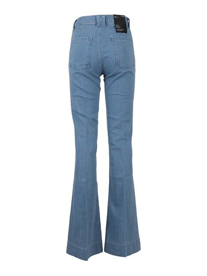 J Brand - Flared jeans in blue