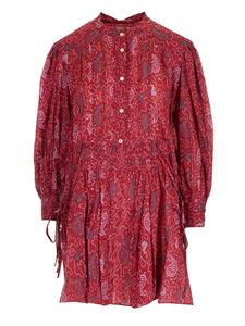 Isabel Marant Étoile - Anaco dress in red