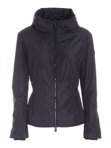 Save the duck - Mega emily puffer jacket in black