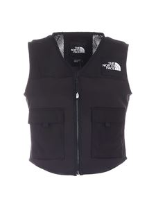 The North Face - Utility Box waistcoat in black