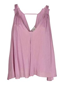 Forte Forte - Wide top in mauve pink color