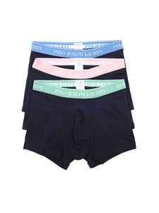 POLO Ralph Lauren - 3 boxer shorts set in blue