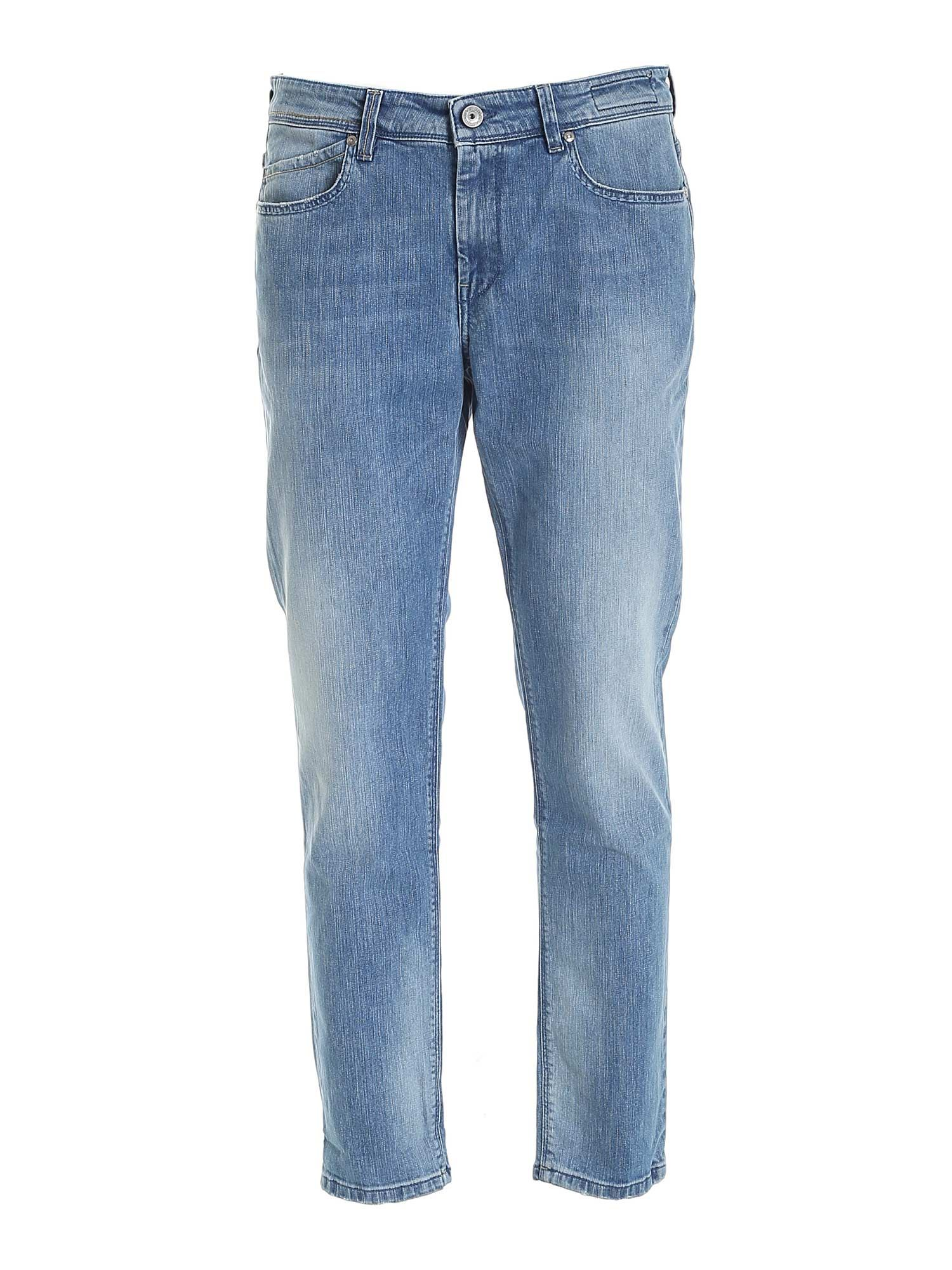 Re-Hash 5 POCKET JEANS IN LIGHT BLUE