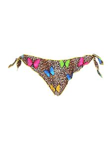MC2 Saint Barth - Animal print swim panties