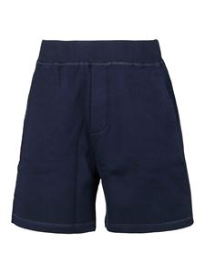 Dsquared2 - Cotton shorts in blue