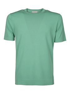 Ballantyne - T-shirt girocollo in cotone basic