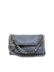 Stella McCartney - Falabella mini bag in blue