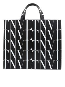 Valentino Garavani - VLTN shopping bag