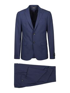 Z Zegna - Stretch wool suit