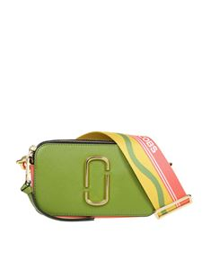 Marc Jacobs  - The Snapshot bag in Peridot Multi color