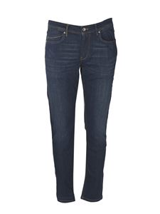 Re-HasH - 5-pocket jeans in blue