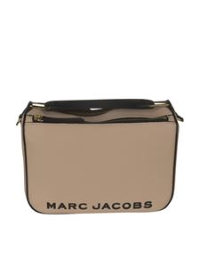 Marc Jacobs  - The Soft Box bag in beige