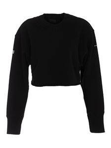 Givenchy - Chain detailed sweatshirt in black
