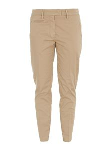 Dondup - Perfect chino pants in beige