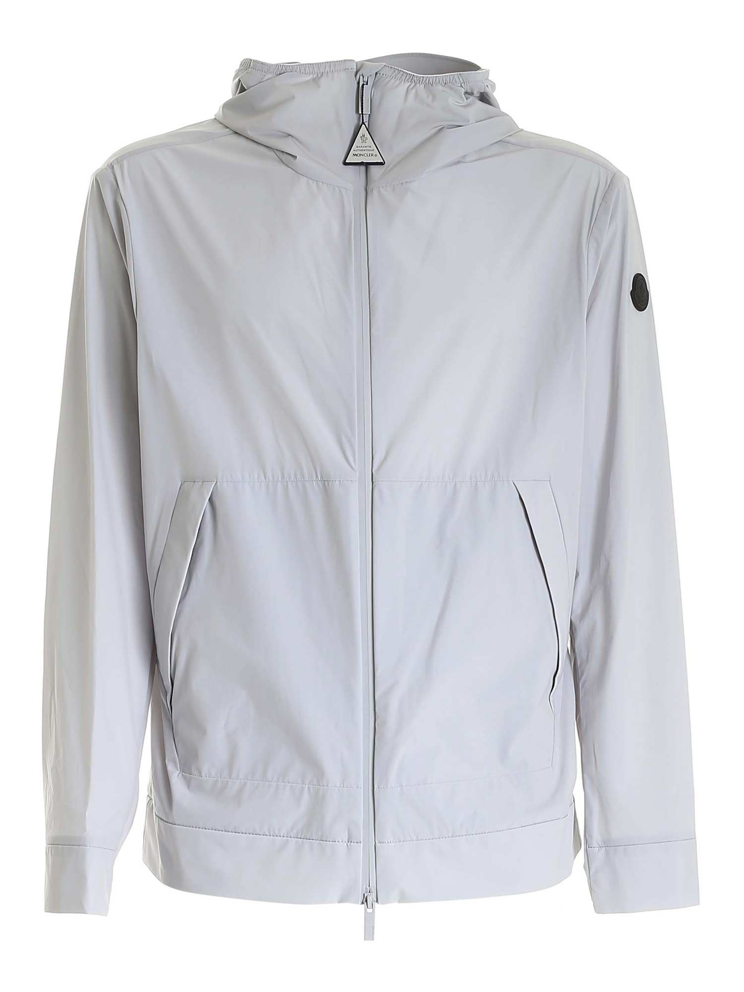 Moncler Jackets GIVRAY JACKET IN GREY