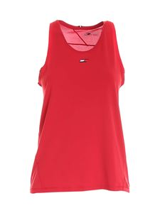 Tommy Hilfiger - R-Nk Tank top in red
