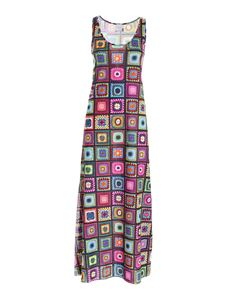 Gaelle Paris - Long dress in multicolor