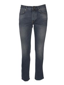 Givenchy - Slim fit jeans in blue