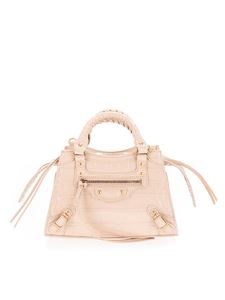 Balenciaga - Neo Classic Top Handle Mini bag in beige
