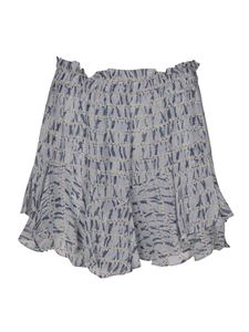Isabel Marant Étoile - Sornel shorts in blue