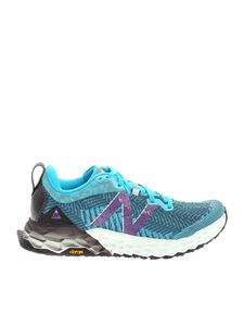 New Balance - Logo sneakers in turquoise