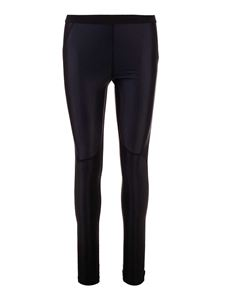 Balenciaga - Stretch leggings in black