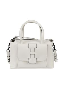 Hogan - Large Basic bowling bag in white