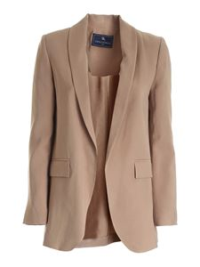 Paolo Fiorillo - Lined jacket in brown