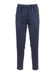 Paolo Fiorillo - Chino pants in blue