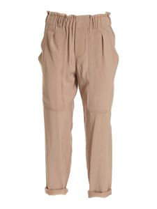 Paolo Fiorillo - Pockets pants in brown