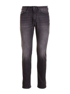 Versace Jeans Couture - Black skinny jeans