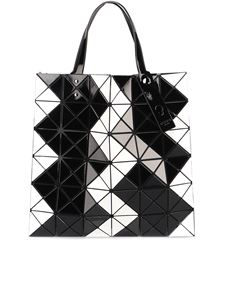 BAO BAO Issey Miyake - Geometric panel tote bag in black
