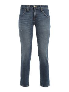 Roy Rogers's - Paradise skinny jeans in blue