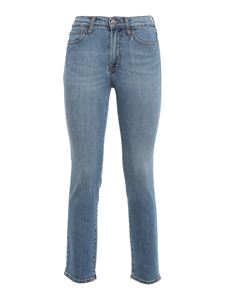 Roy Rogers's - Amarilla jeans in blue