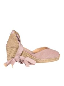 Castaner - Carina canvas espadrilles in pink
