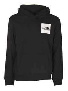 The North Face - Fine hoodie in black
