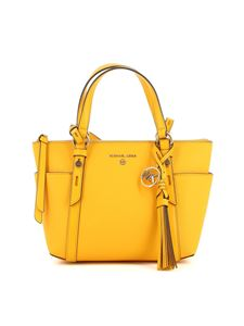 Michael Kors - Nomad small leather bag