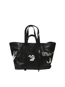 Off-White - Commercial 66 tote bag in black