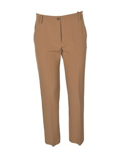 Pinko - Bello 104 trousers in camel color