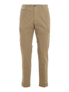 PT Torino - Worn Out chino pants in beige