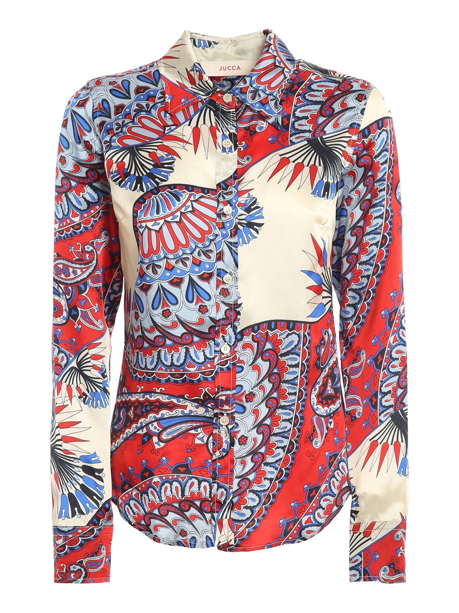 Jucca MULTICOLOURED SHIRT