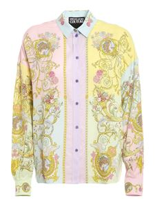 Versace Jeans Couture - Cameo printed multicolor shirt
