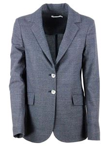 Barba - Single-breasted jacket in gray